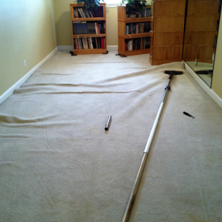 Carpet Stretching and Repairs in Jacksonville, FL